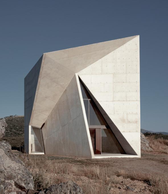 Diseñada por los arquitectos Sol Madridejos y Juan Carlos Sancho, del despacho Sancho-Madridejos Architecture Office (S.M.A.O.) Foto: Buscador de Arquitectura arq.com.mx