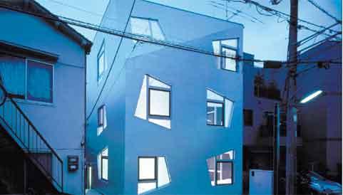 Casa en Japon