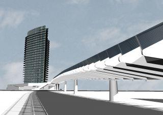 Torre del Agua Expo Zaragoza 2008