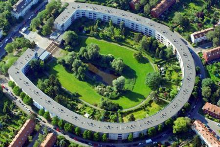 Barrio berlinés de Hufeisensiedlung