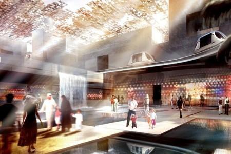 Masdar, proyecto de Norman Foster