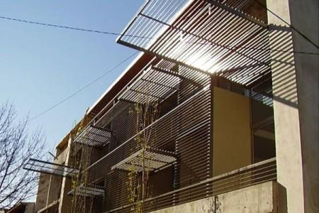 Edificio 3 de febrero, San Isidro