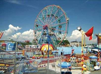 Coney Island, Nueva York