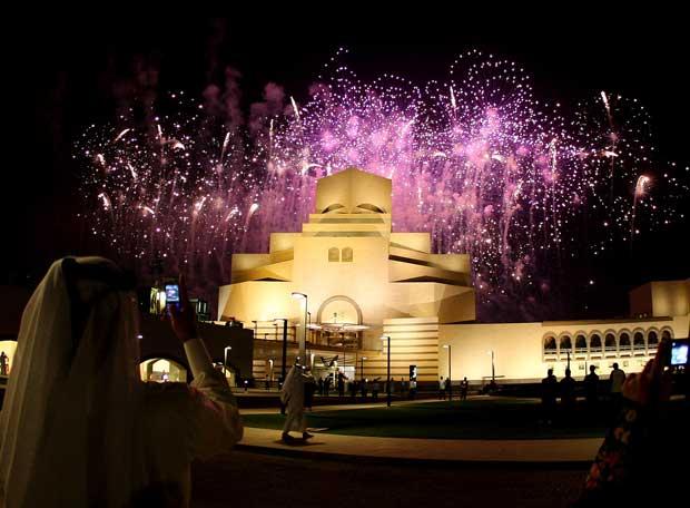 Inauguración del Museo de Arte Islámico de Doha
