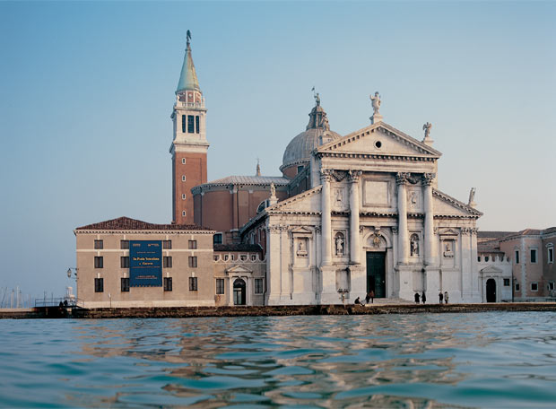 Iglesia de San Giorgio Maggiore, Andrea Palladio