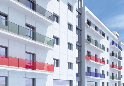 Recreación 3D del edificio que se construirá