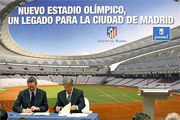 Ruiz-Gallardón y Enrique Cerezo firmaron el acuerdo