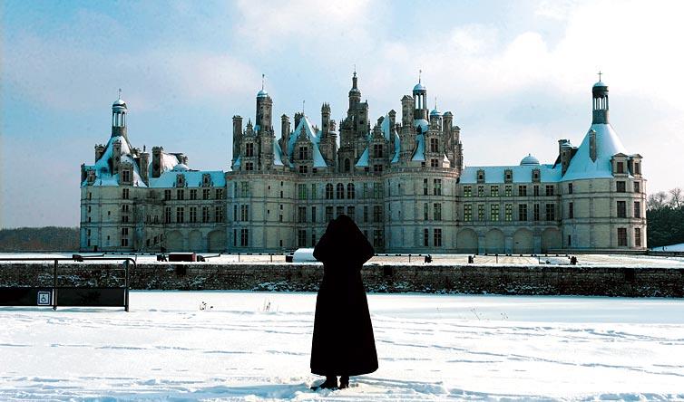 Chambord. Uno de los más bellos y famosos Castillos franceses