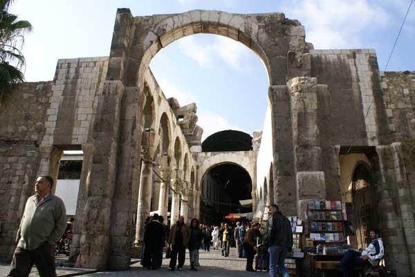 Damasco está perdiendo su identidad