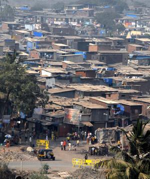 Dharavi, en Bombay, alberga 600.000 almas | Efe