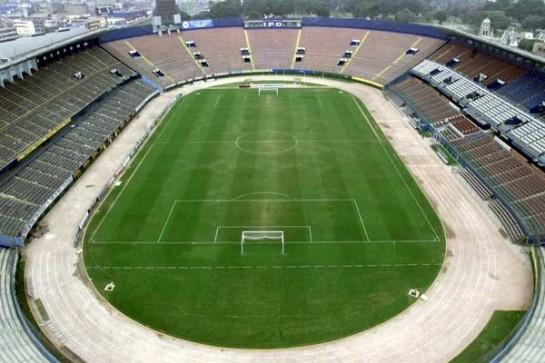 Estadio Nacional de Lima, Perú