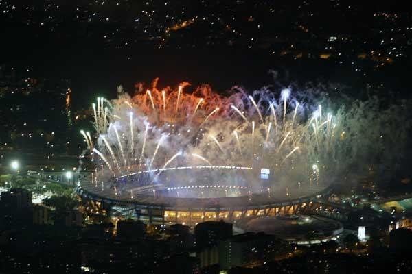 Estadio Maracaná, Rio de Janeiro