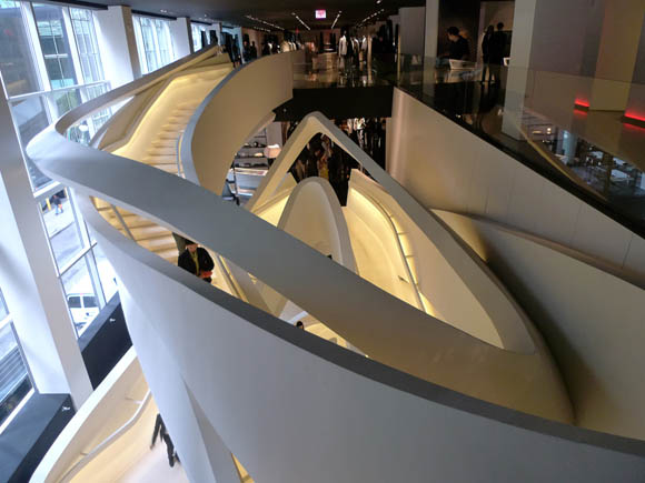 Armani Fifth Ave. | Massimiliano y Doriana Fuksas