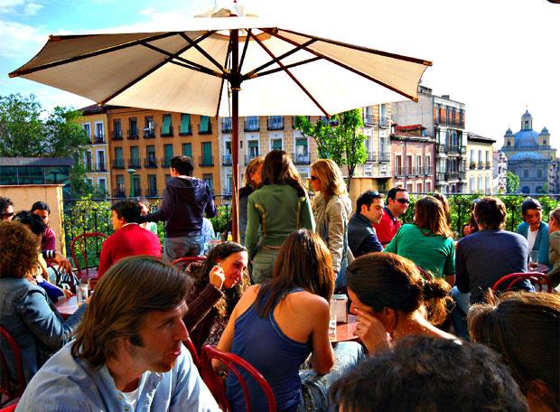 Bar El Viajero en La Latina