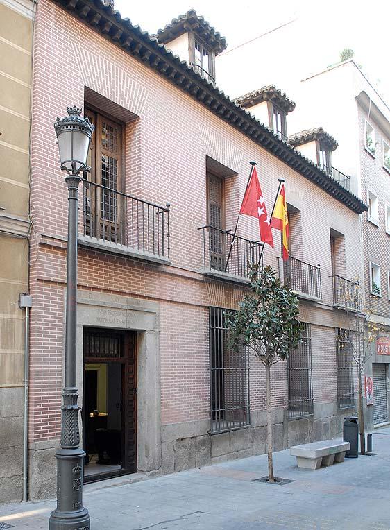 Casa de Lope de Vega, Barrio de las Letras (Madrid)