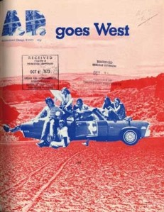 goes West