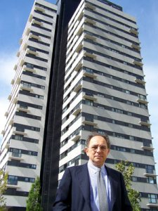 En Madrid, la huella reciente del arquitecto Carlos Rubio Carvajal
