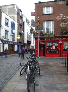 Temple Bar, Dublín
