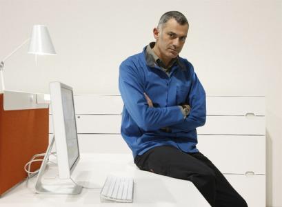 El diseñador Arik Levy