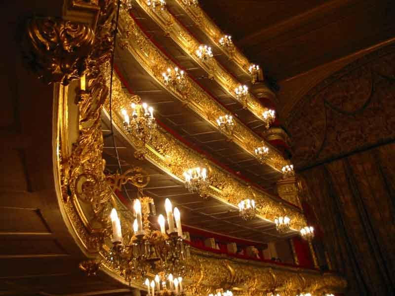 La superficie del edificio del teatro Bolshói será el doble tras su reconstrucción