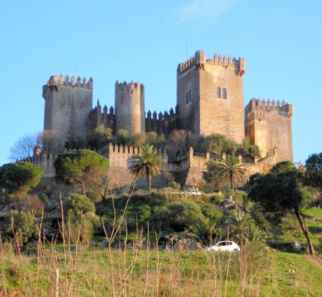 Castillo de Almodóvar, Córdoba. (Imagen: ARCHIVO)