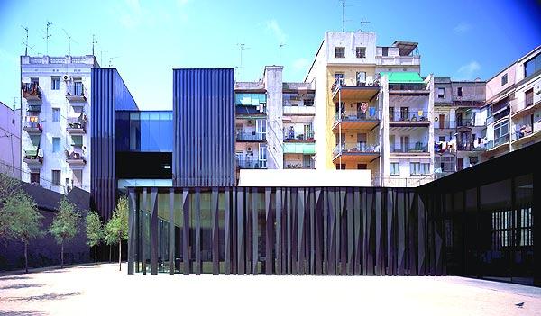 Proyecto del estudio RCR Aranda Pigem Vilalta Arquitectes