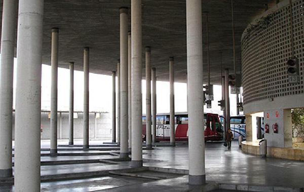 Estación de Autobuses de Córdoba, España