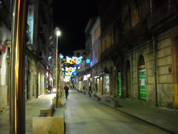 """El """"feismo"""", inclasificable y desbordado, es patología común en las calles de Galicia.  Foto Darío Álvarez, diciembre 2008."""