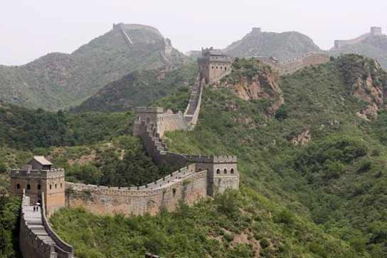 La Gran Muralla de China. (Imagen: ARCHIVO 20minutos.es)