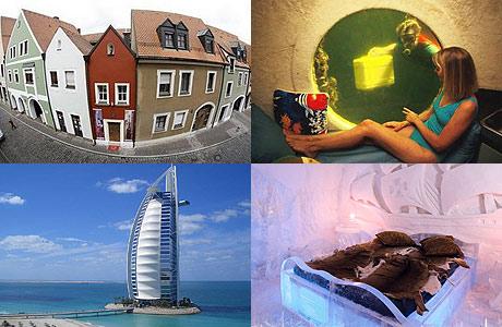 Hoteles al límite - Hotel.info