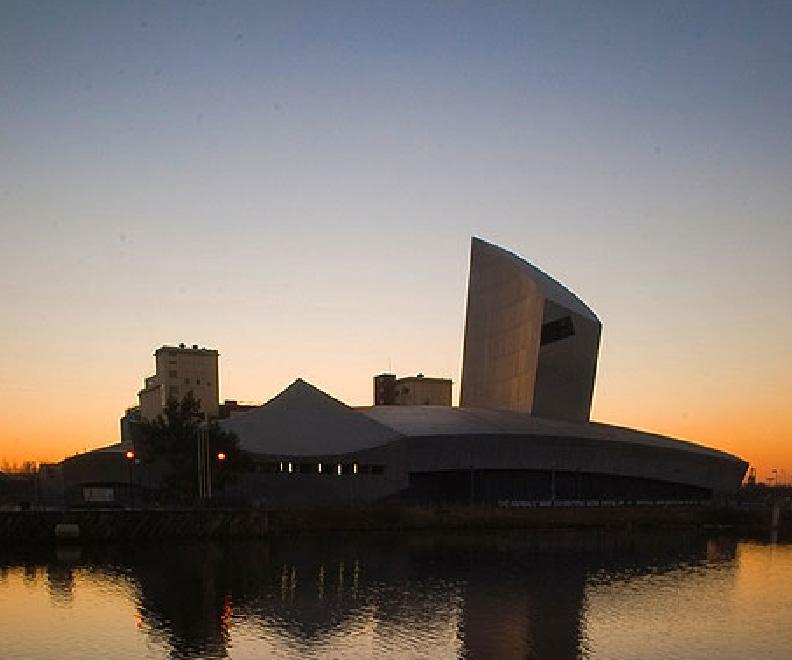Imperial War Museum, diseñado por Daniel Libeskind