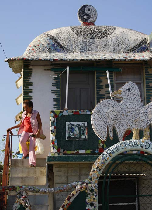 Imagen del barrio de Jaimanitas, localidad costera junto a La Habana | Reuters
