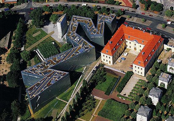 Museo Judío de Berlin y su entorno