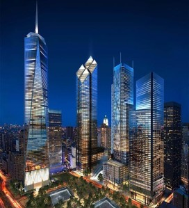 Futura One World Trade Center, Nueva York
