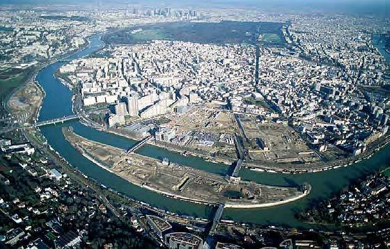 Vista aérea del proyecto. | elmundo.es