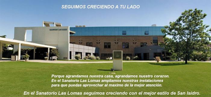 Sanatorio Las Lomas, San Isidro (Buenos Aires, Argentina)