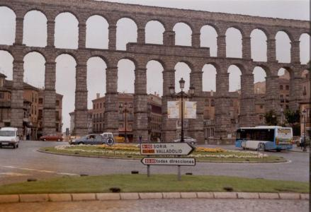 Segovia, entre las candidatas para el 2016 (Foto Darío Álvarez, 2005, publicada en Flickr)