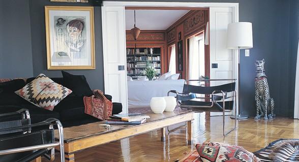 Diseño de autor: la silla Wassily de Marcel Breuer, en la Bauhaus
