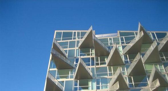 Complejo VM, se encuentra ubicado en la ciudad danesa de Orestad