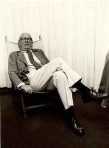El arquitecto Alfonso Milà, fallecido en Barcelona a los 85 años.