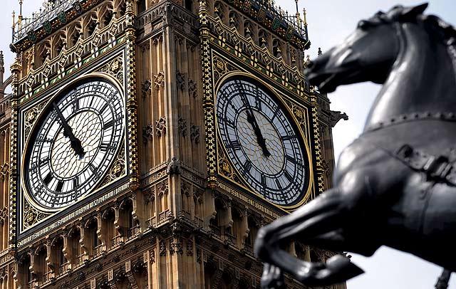 El Big Ben, el icono más famoso de Londres. | Efe