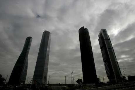 Imagen de archivo de las Cuatro Torres, Madrid. (Imagen: 20MINUTOS.ES)