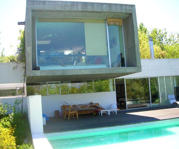 La vivienda tiene una superficie construida de 392 m2. | J. F. L.