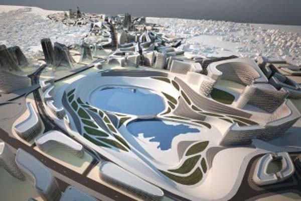 Una de las propuestas para Estambul . Foto:  Estambul