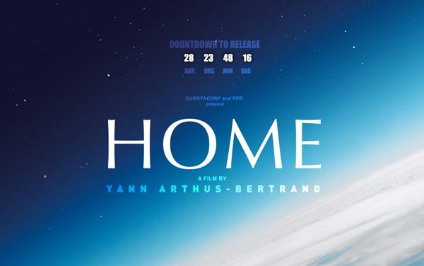 HOME - a film by Yann Arthus-Bertrand  http://www.home-2009.com