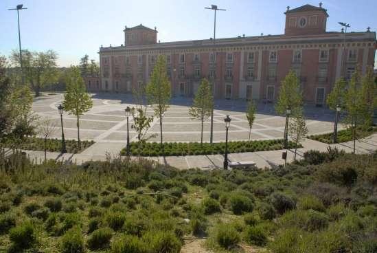 El Palacio del Infante Don Luis, construido en el siglo XVIII en Boadilla del Monte. (Imagen: ARCHIVO - 20minutos.es)