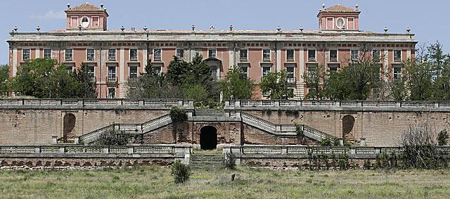 Palacio del Infante don Luis, en Boadilla del Monte (Madrid), monumento de Ventura Rodríguez. | Diego Sinova