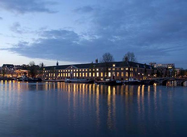 El nuevo Museo del Hermitage de Ámsterdam abre al público sus 9.000 metros de salas de exposiciones