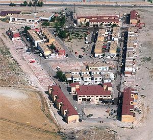 Vista panorámica de La Rosilla tomada en el año 1999 | Jaime Villanueva