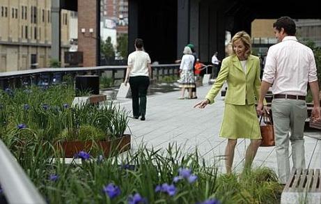 High Line, el primer parque elevado de Nueva York